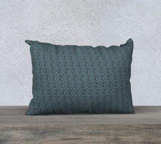 Aperçu de Confusion Setting In 20 x 14 Pillow Case