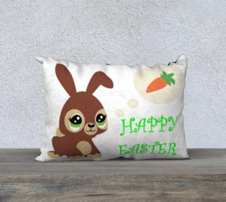 Cute Bunny Happy Easter second preview