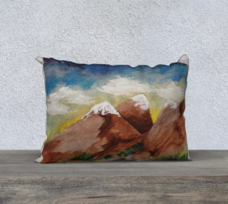 Mounds Pillow Case preview