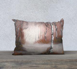 Aperçu de Pretty Forest Pillow