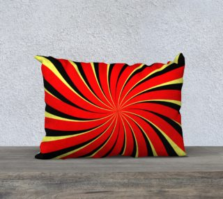Spiral Black Red Yellow preview