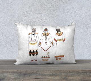 sisterhood pillow preview
