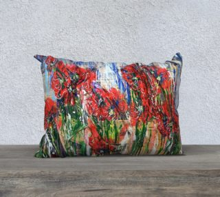 Aperçu de Poppies Pillow Lumbar