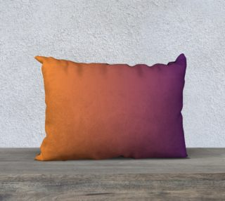 Sunset Glory Pillow Case 20 x 14 preview