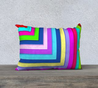 Hip To Be Square Throw Pillow1 preview