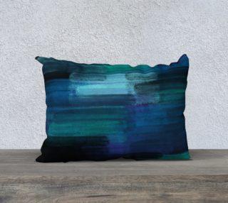 Midnight Ocean 20x14 Pillow Case preview