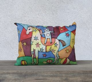 Aperçu de Teddy Bear on Star Horse