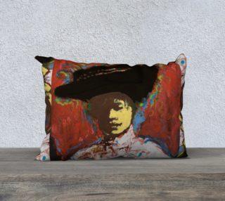 Simone Says Portrait Pillow Case preview