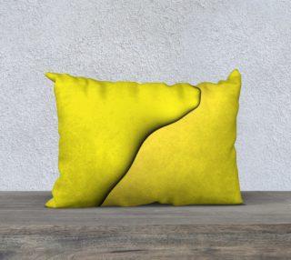 Liquid Sunshine Pillow Case Rectangle aperçu