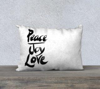 PEACE. JOY. LOVE. preview