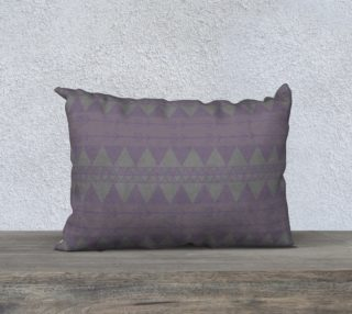 faded purple triangles and arrows preview