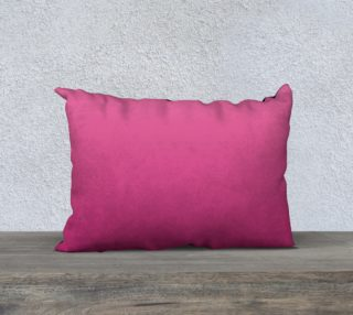 Many Shades of Pink Pillow Case 20 x 14 preview