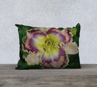 radio rider daylily pillow 4 preview