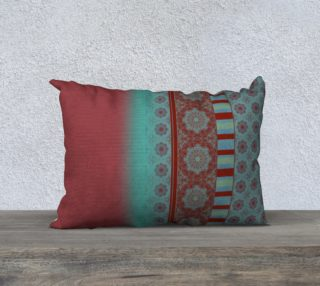 Boho Ethnic Mandala and Stripe Pattern Mix preview