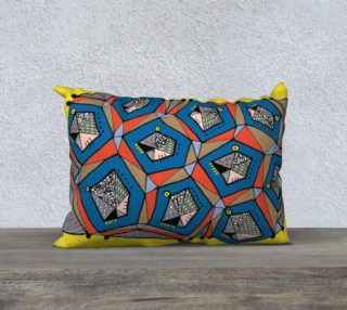 Pattern - Cubic Buttercup aperçu