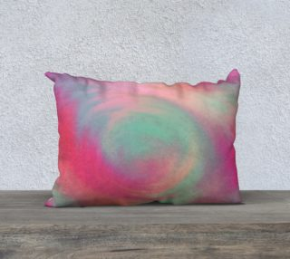 """Pastel Perfect Pillow 20"""" x 14"""" preview"""