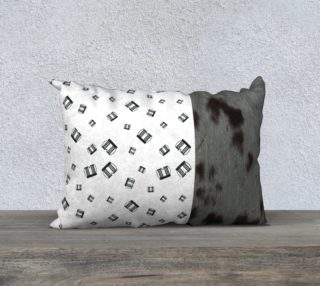 """Puisi seeqqerngit 35""""x50"""" pillow case preview"""