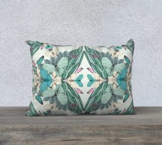 Summer garden long cushion preview