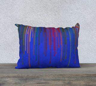 vosak pillow - 20x14 preview