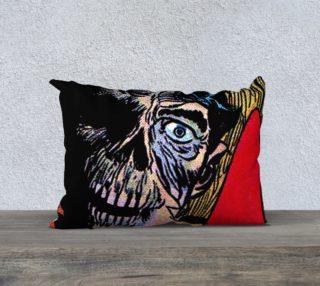 Aperçu de WC01 Horror Pillow 06 (20x14)
