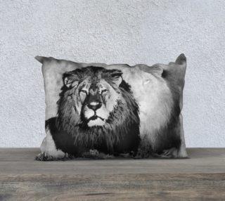 cecil lion black white cropped 20 aperçu