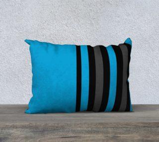 blue with black and gray stripes  aperçu