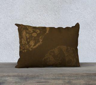 Brown Abstract  aperçu