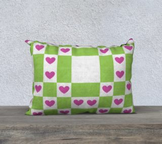 VALENTINES HEART FABRIC preview