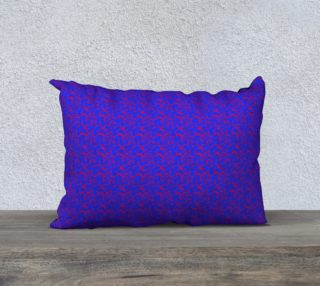 Aperçu de Small Rectangular Pillow Case Inspired by Whirlaway