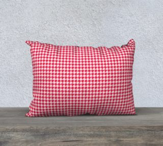 Aperçu de Small Rectangular Pillow Case Inspired by Gallant Fox
