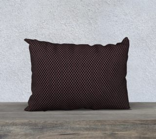 Aperçu de Small Rectangular Pillow Case Inspired by Affirmed