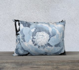 "Peony Pillow Talk IV-20""x14"" Pillow Case preview"