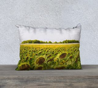 """Field of Dreams IV-20""""x14"""" Pillow Case preview"""