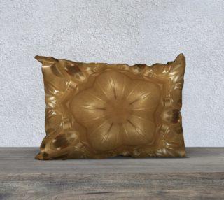 Elegant Gold Brown Shimmering Star preview