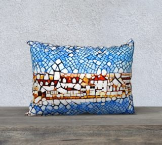 by the sea pillow cover preview