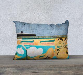 Aperçu de Not Forgotten Pillow Case