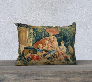 Pastoral Picnic Kimono Pillow preview