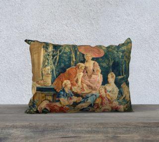 Aperçu de Pastoral Picnic Pillow II