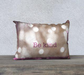 Aperçu de be kind