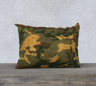 Grunged Green Camouflage aperçu