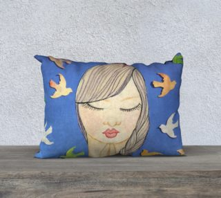 Aperçu de Pray Pillow 20x14