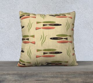 Mid-Century Modern Fish Lrg preview