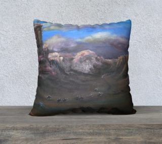southwest canyon pillow case 22+22 preview