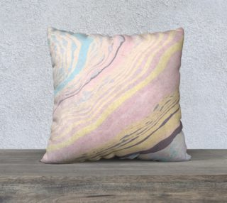 Lines Pillow Case 22x22 preview