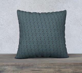 Aperçu de Confusion Setting In 22 x 22 Pillow Case