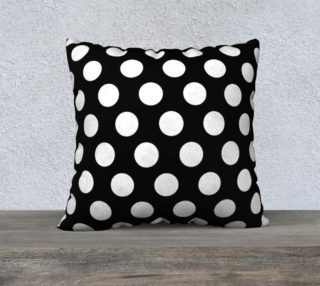 Aperçu de Effervescence 22 x 22 Pillow Case