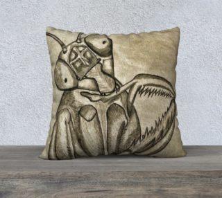 Mantis Pillow preview