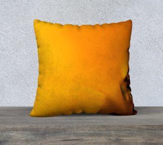 22 x 22 Sunflower Center Pillow preview