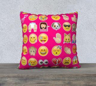 Aperçu de pink emoji