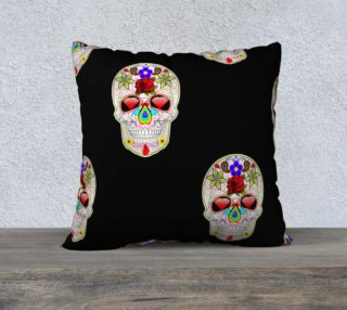 mexican sugar skull preview